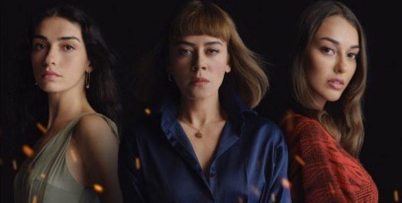 Турецкий сериал Яркое Пламя