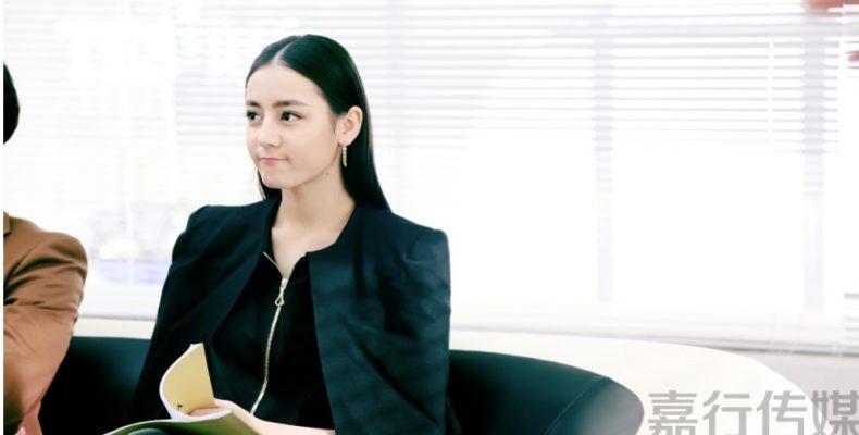 Китайская актриса Дильраба Дильмурат   Dilraba Dilmurat —  дорамы, фотографии, биография