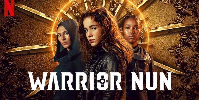 Монахиня-воин — анонс 2 сезона — человечество не одиноко во Вселенной и это пугает