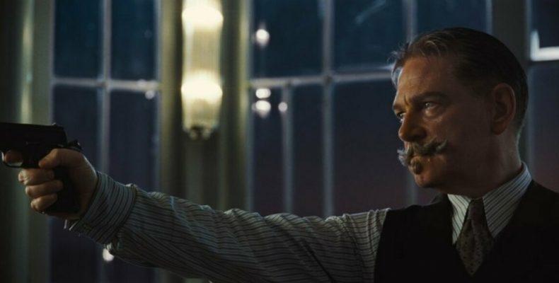 Первый трейлер фильма «Смерть на Ниле» — про Пуаро, его усы и сложности отдыха
