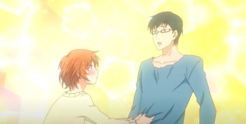 Взрослые ничего не знают о том, как влюбиться! — ох… что-то в названии этого аниме мне кажется подозрительным