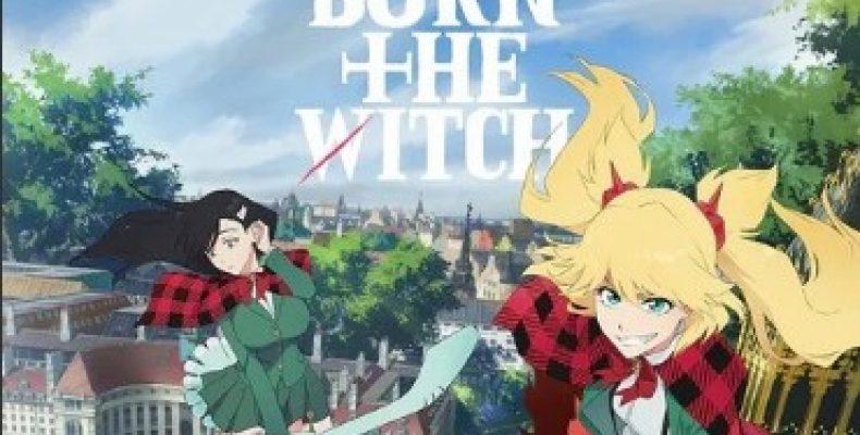 Новый трейлер к аниме «Сжечь ведьму!» от Crunchyroll