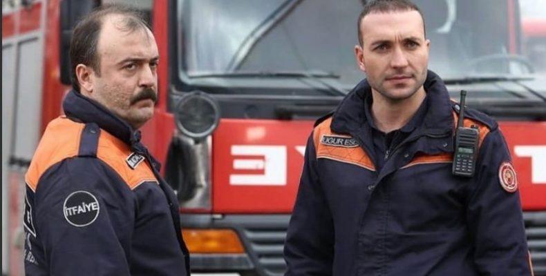Турецкий сериал Красный грузовик — анонс