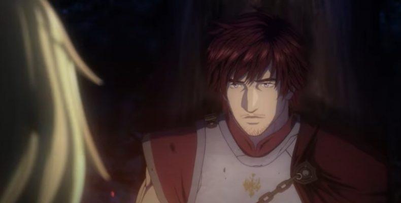 Трейлер к аниме от Нетфликс «Догма дракона»