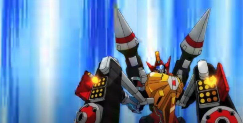 Диназенон — больше гигантских роботов! И чтобы трах-бах-бдыщ и город в руинах!