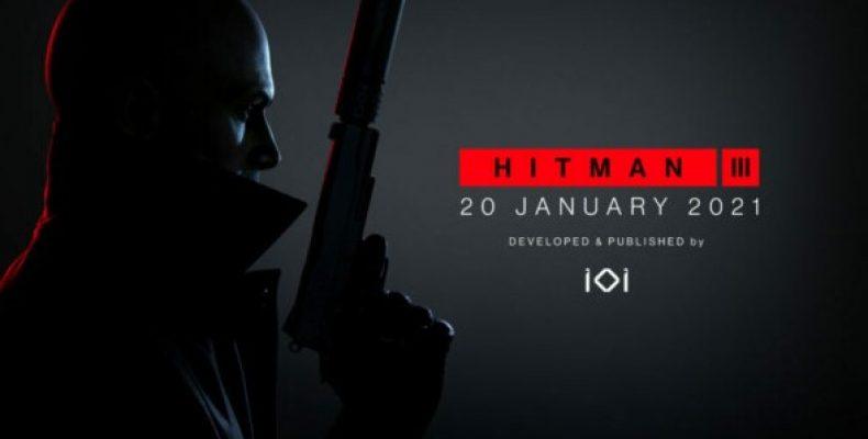 Hitman 3 — компания IO Interactive озвучила дату выхода