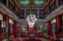 Турецкий сериал Полночь в отеле Пера Палас — про путешествия во времени, политику и наверняка любовь