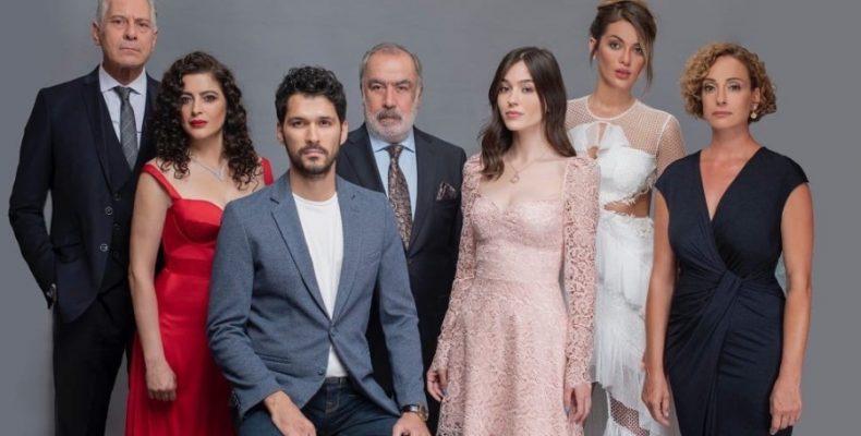 Турецкий сериал Сломанные жизни -анонс