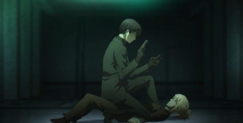 Аниме Убивающая любовь — первый трейлер и чардизы персонажей