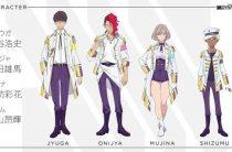 Новый промо-ролик и 10 новых персонажей аниме Диназенон