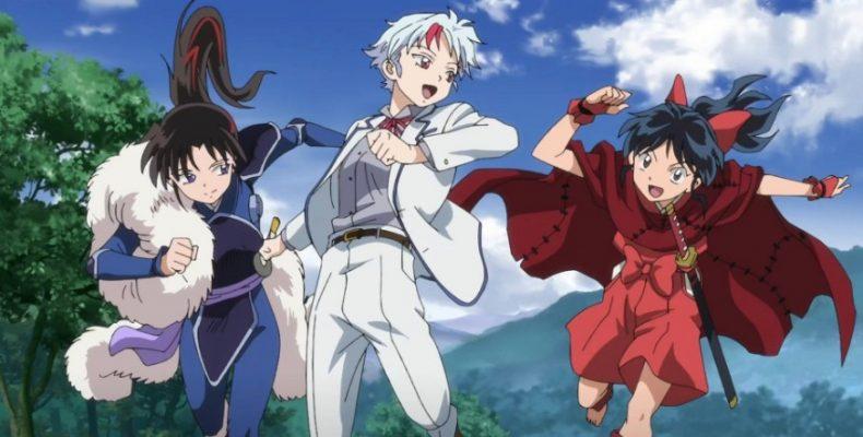Ясяхимэ: Принцесса-полудемон — рассказ про дочь демона-пса Инуяшу
