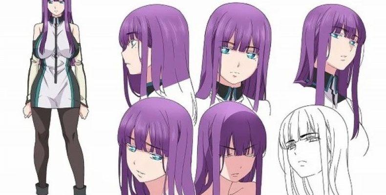 Пополнение персонажей аниме Тотальный гарем