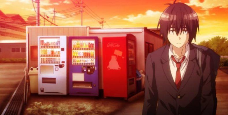 Трейлер аниме Низкоуровневый персонаж Томодзаки