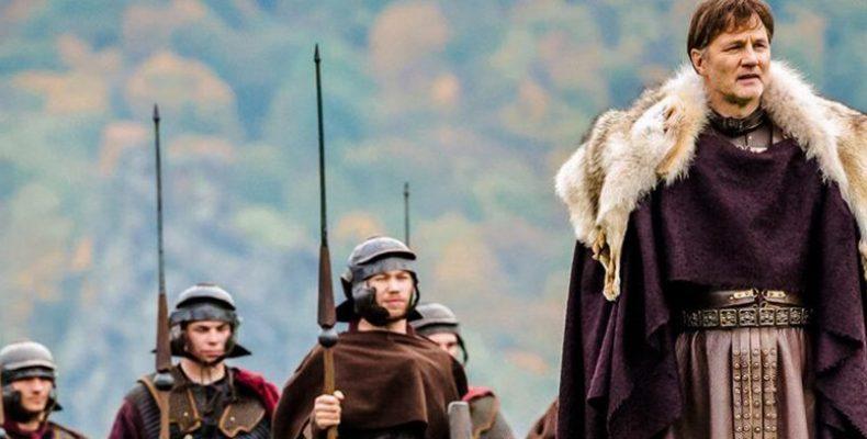 Сериал Британия — страшная сказка древних римлян